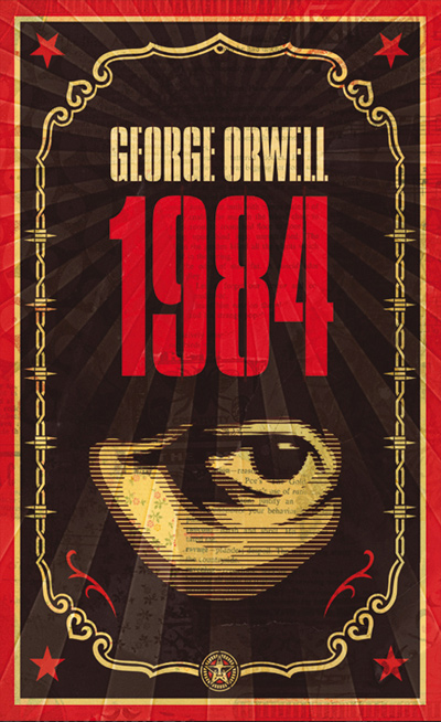 Image result for george orwell 1984