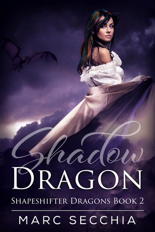 Shadow Dragon by Mark Secchia