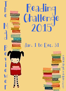The Mad Reviewer Reading Challenge 2015