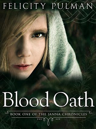 Blood Oath by Felicity Pullman