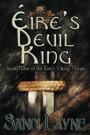 Eire's Devil King by Sandi Layne