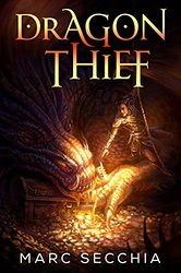 Dragon Thief by Marc Secchia